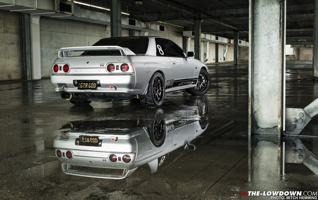 FEATURE: 500KW HKS-EQUIPPED R32 GT-R | THE-LOWDOWN